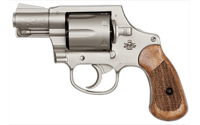 ARMSCOR 206 38 SPECIAL SPURLESS MATTE NICKEL