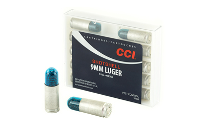 CCI SPEER 9MM #12 SHOTSHELL 10/200