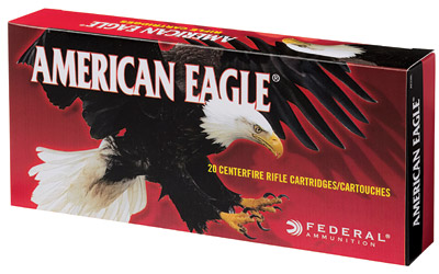FED AM EAGLE 30CARB 110GR FMJ 50/500