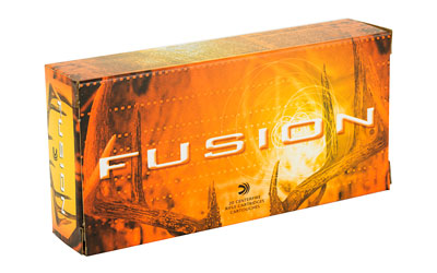 FEDERAL FUSION 3030WIN 150GR FN 20/200 AMMUNITION