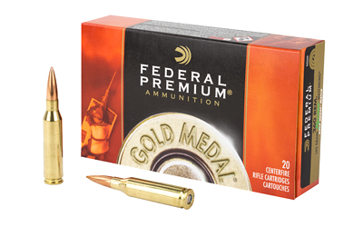 FED GOLD MDL 260REM 142GR 20/200