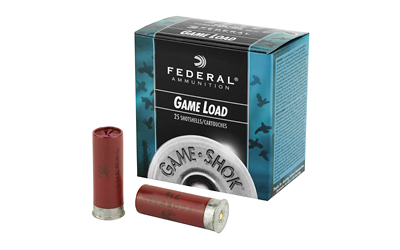 "FED GAME LOAD 12GA 2 3/4"" #7.5 25/"