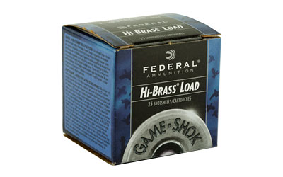 FEDERAL GAMESHOK HI BR 410 GAUGE 2.5 #6 25/250 AMMUNITION