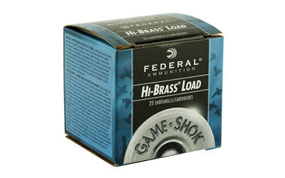FEDERAL GAMESHOK HI BR 410 GAUGE 2.5 7.5 25/250 AMMUNITION