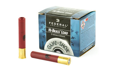 "FEDERAL GAMESHOK HI-BR 410 GAUGE 3"" #5 25/250 AMMUNITION"