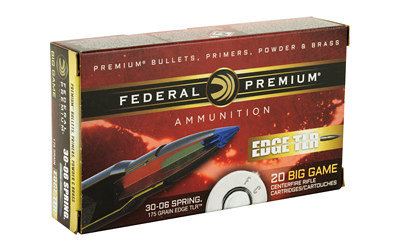FED PRM 3006 175GR EDGE TLR 20/200