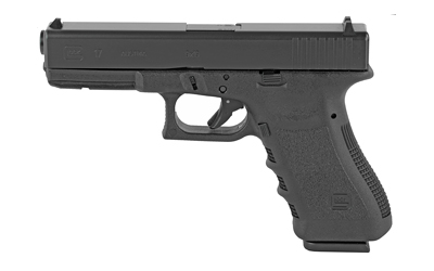 GLOCK 17 9MM 10RD FULL SIZE HANDGUN