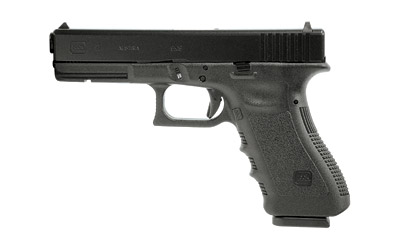 GLOCK 17 9MM 17RD FULL SIZE HANDGUN