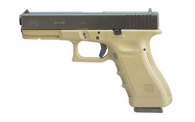 GLOCK 17 9MM 17RD OD FULL SIZE HANDGUN