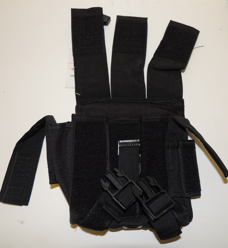 NEW Nylon 5 Pouch MOLLE Kit